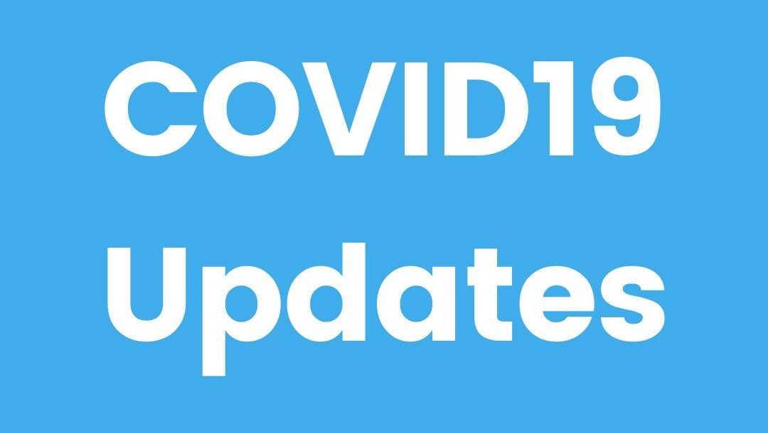 COVID19 Update logo