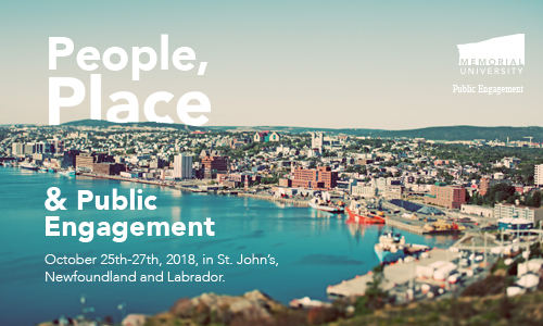 People, Place, and Public Engagement logo