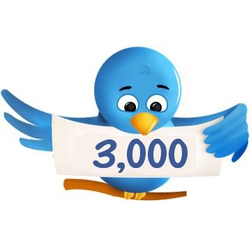 3000Twittter